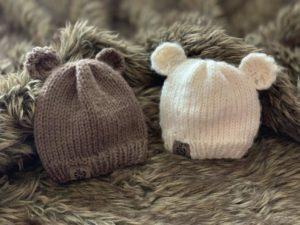 Baby Bear Hats crochet patterns