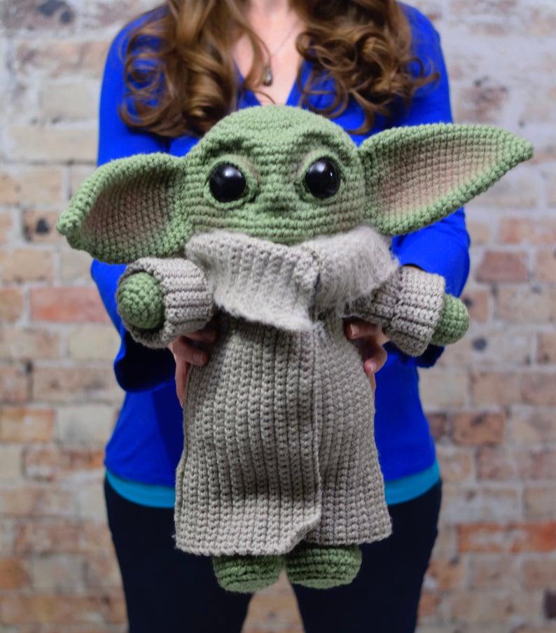 "20"" the child crochet pattern"