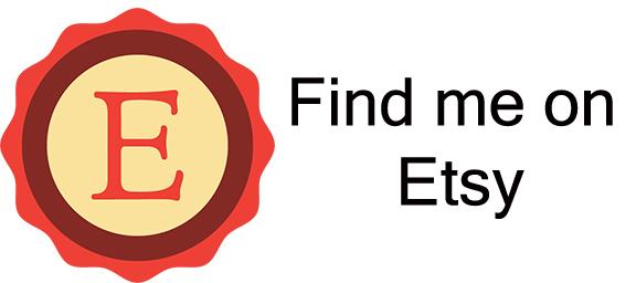 Find me on Etsy logo