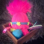 poppy the troll hat crochet